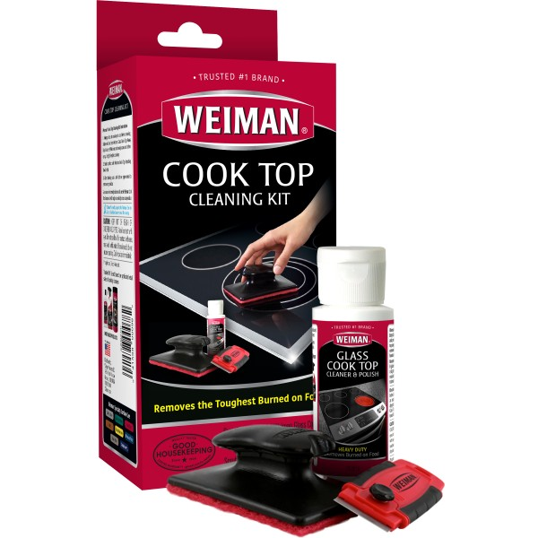 (19757576) Weiman Complete Cook Top Cleaning Kit