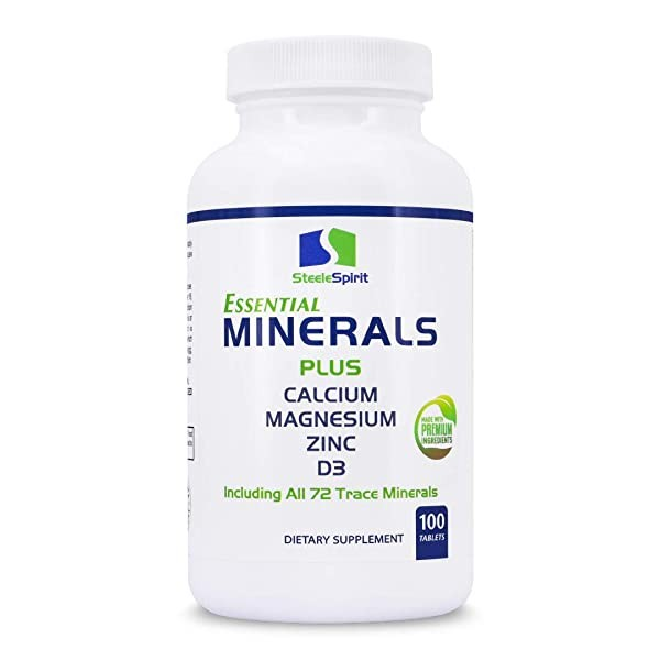 [미국] 1076075 Multimineral with 1000mg Calcium Magn