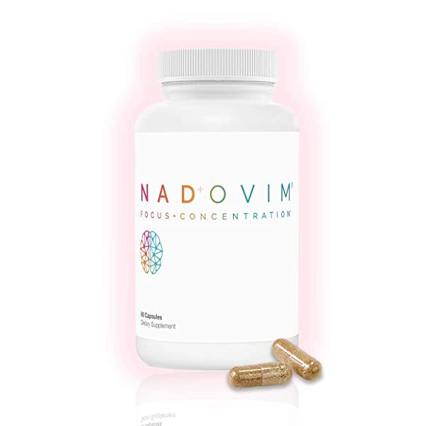 [미국] 1083616 Nadovim – 200mg NAD+ Supplement | Rea